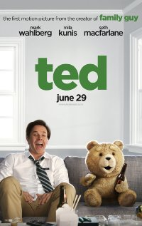 Ted dvd video movie