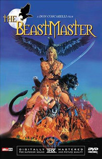 The Beastmaster movie video dvd