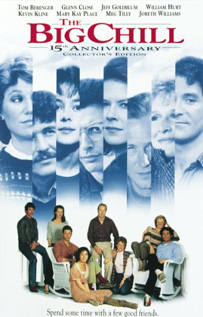 The Big Chill dvd video movie