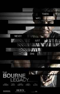 The Bourne Legacy movie video dvd