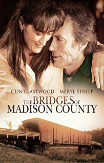 The Bridges of Madison County movie dvd video