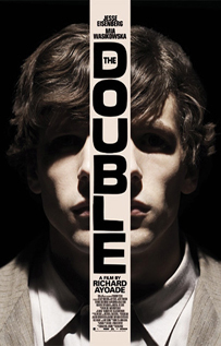 The Double movie dvd video