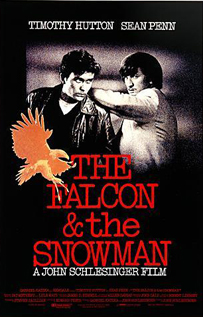 The Falcon and the Snowman dvd video movie