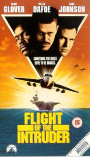 The Flight of the Intruder movie dvd video