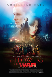 The Flowers of War movie dvd video