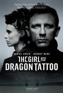 The Girl with the Dragon Tattoo dvd video movie