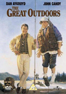 The Great Outdoors movie dvd video