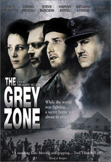 The Grey Zone video dvd movie