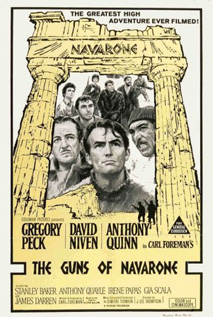 The Guns of Navarone video movie dvd