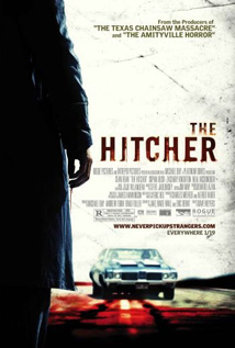 The Hitcher dvd video movie