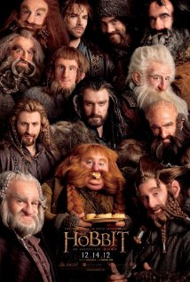 The Hobbit: An Unexpected Journey adventure fantasy movie dvd video