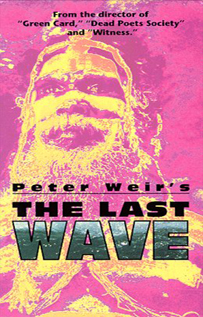 The Last Wave dvd video movie