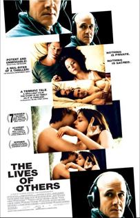 The Lives of Others video dvd movie