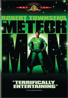 The Meteor Man dvd movie video