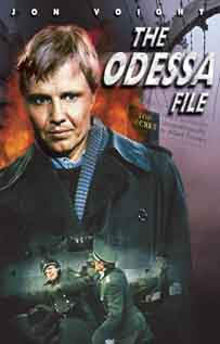 The Odessa File movie dvd video