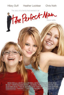 The Perfect Man movie video dvd