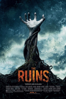 The Ruins video dvd movie