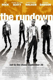 The Rundown dvd video movie
