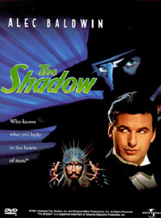 The Shadow Rock video movie dvd