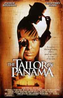 The Tailor of Panama video movie dvd