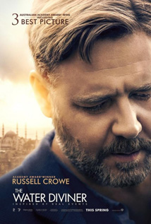 The Water Diviner movie video dvd