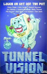 Tunnel Vision movie video dvd