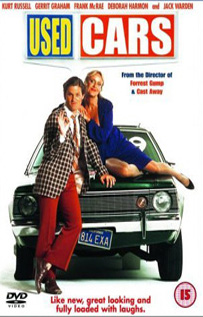Used Cars movie dvd video