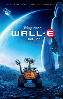 wall-e animation kids comedy movie dvd video