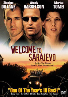 Welcome to Sarajevo movie video dvd