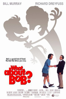 What About Bob? movie video dvd