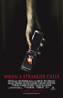 When a Stranger Calls movie video dvd