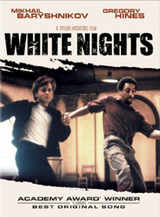 White Nights movie dvd video