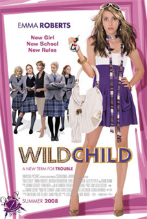 Wild Child movie video dvd