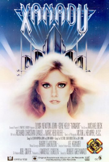 Xanadu dvd video movie