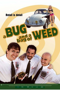 A Bug and a Bag of Weed dvd video movie