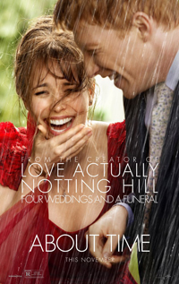 About Time dvd video movie
