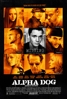 Alpha Dog movie dvd video