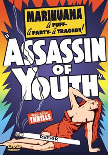 Assassin of Youth movie video dvd