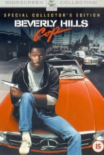 Beverly Hills Cop crime cop comedy movie dvd video