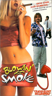 Blowin smoke movie video dvd