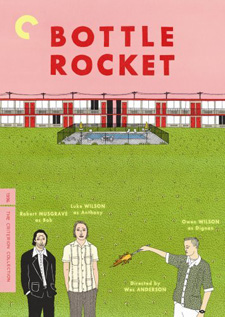 Bottle Rocket dvd video movie