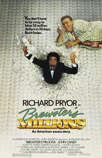 Brewsters Millions movie video dvd