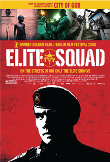 Elite Squad dvd video movie