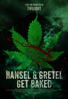 Hansel & Gretel Get Baked movie dvd video