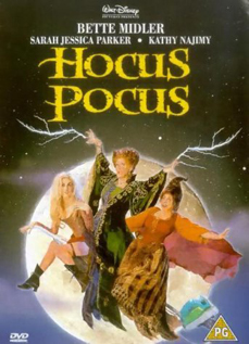 Hocus Pocus video dvd movie