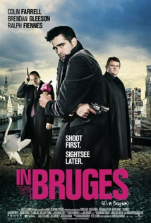In Bruges movie video dvd