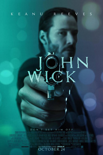 John Wick dvd video movie