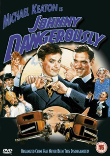 Johnny Dangerously video movie dvd
