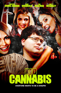 Kid Cannabis dvd video movie