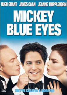 Mickey Blue Eyes dvd movie video